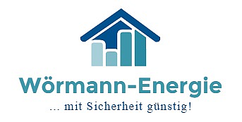 Firmenlogo Wörmann-Energie Strom & Gas André Wörmann ... mit Sicherheit günstig!