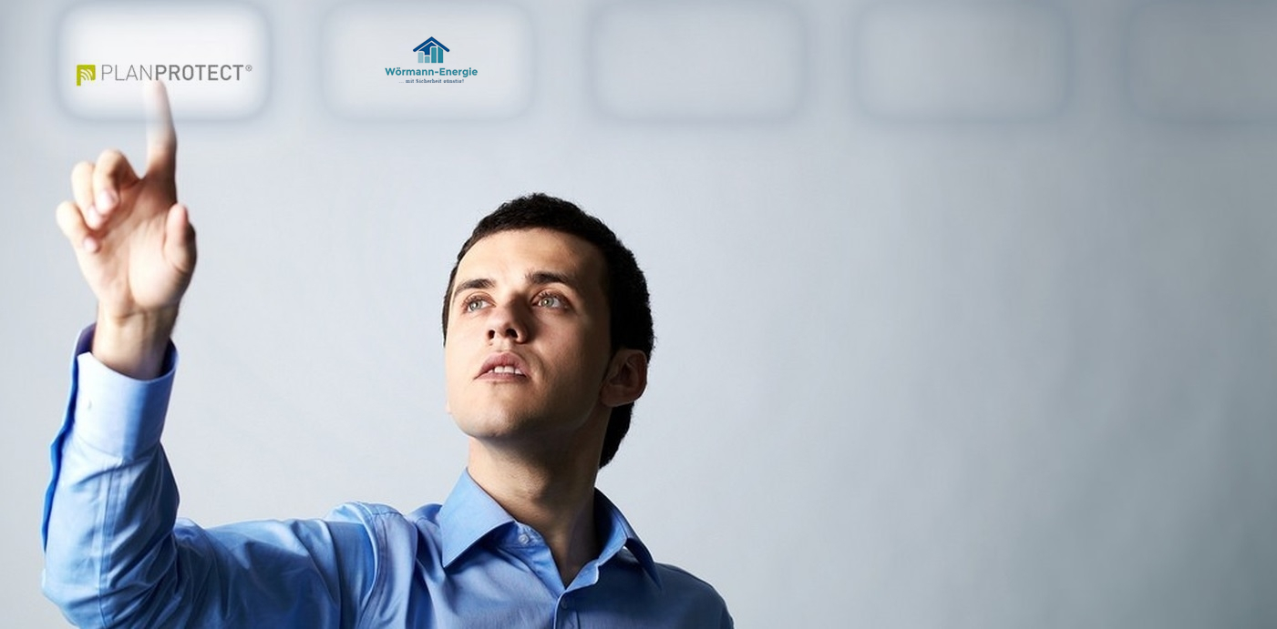 Planprotect Echtzeitüberwachung - Wörmann Energie - Andre Wörmann
